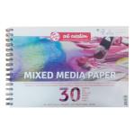 Bloco Técnicas de misturado Art Creation 250 gr, 30 folhas (A4)