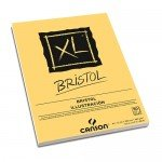 Block XL Bristol Illustration Canson, 50 folhas, 180 gr., A3