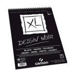 Bloc de dibujo Canson XL Negro, 20h., 150 gr., A5
