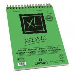 Bloc de dibujo Canson XL Reciclado, 25h., 160 gr., A5