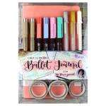 Conjunto crie seu diário Pastel Pink, Bullet Journal