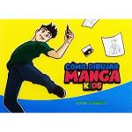 Caderno Passo a Passo, Como Desenhar Manga Kids, Talens (em espanhol)