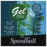 Placas Gel de impressão 12,7 x 17,7 cm Speedball