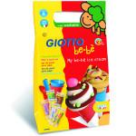 Giotto Be-Bè Set de pasta, Sorvete