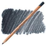 Lápis óleo Meia Noite Negro Lightfast Derwent