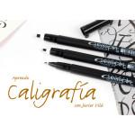 Caderno Passo a Passo, Aprenda Caligrafia, Talens (em espanhol)