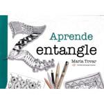 Caderno Passo a Passo, Aprenda Zentangle, Talens (em espanhol)