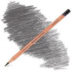 Lápis óleo  Março Preto Lightfast Derwent