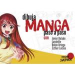 Caderno Passo a Passo, Desenhe Manga passo a passo, Talens (em espanhol)