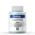 Máscara Líquida Vallejo, 85 ml.