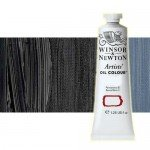 Oleo Artstis Winsor & Newton, Preto Azulado, 37 ml.