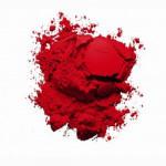 Pigmento Vermelho fogo, Artista, 250 gr.