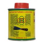 """Remover tintas líquidas Mongay, 375 ml de """"Cinco Aros"""""""