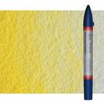Marcardor aquarela amarelo limao tono Winsor & Newton doble ponta pinceis