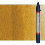 Marcardor aquarela Ocre Amarelo Winsor & Newton doble ponta pinceis