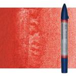 Marcardor aquarela cadmio vermelho tono Winsor & Newton doble ponta pinceis