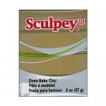 Sculpey III Tesouro enterrado, 56 gr.