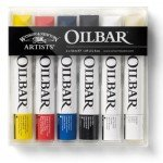 Oilbar estojo 6 uds. Winsor & Newton, 50 ml.