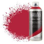 Acrilico Spray quinacidrona Carmin 0110, Liquitex acrílico, 400 ml.