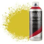 Acrilico Spray azo amarelo médio 0412, Liquitex acrílico, 400 ml.