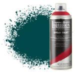 Pintura en Spray verde ftalocianina (tono azul) 0317, Liquitex acrílico, 400 ml.*D*