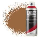 Acrilico Spray terra de siena cru 0330, Liquitex acrílico, 400 ml.