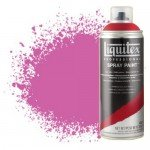 Acrilico Spray Magenta médio 0500, Liquitex acrílico, 400 ml.