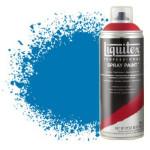 Acrilico Spray Azur Brilhante 0570, Liquitex acrilico, 400 ml.