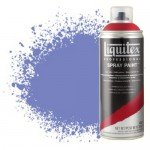 Acrilico Spray Purpura Brilhante 0590, Liquitex acrilico, 400 ml.