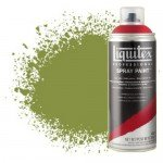 Acrilico Spray cádmio luz amarela 1, 1159, Liquitex acrílico, 400 ml.