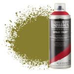 Pintura en Spray Amarillo cadmio oscuro 1, 1163 Liquitex acrílico, 400 ml.