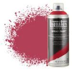 Acrilico Spray cádmio vermelho escuro 5 5311, Liquitex acrilico, 400 ml.