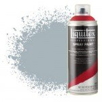 Acrilico Spray Cinza neutro 7, 7599, Liquitex acrílico, 400 ml.