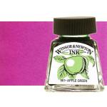 Tinta Desenho Purpura, Winsor & Newton, 14 ml.