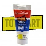 Tinta xilografia textil amarillo Speedball 75 ml.