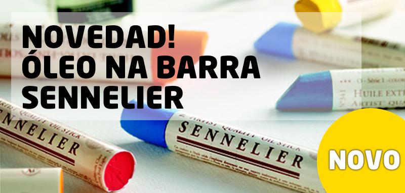 Novedad Oleo Na Barra Sennelier